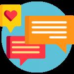 Взаимодействие с пользователями